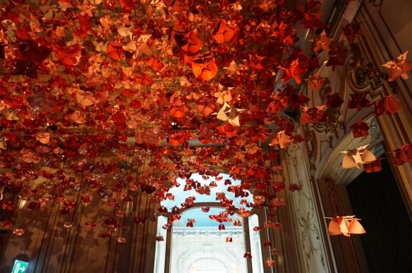 Foto 12 - Louis Vuitton com os origami flowers by Atelier Oi