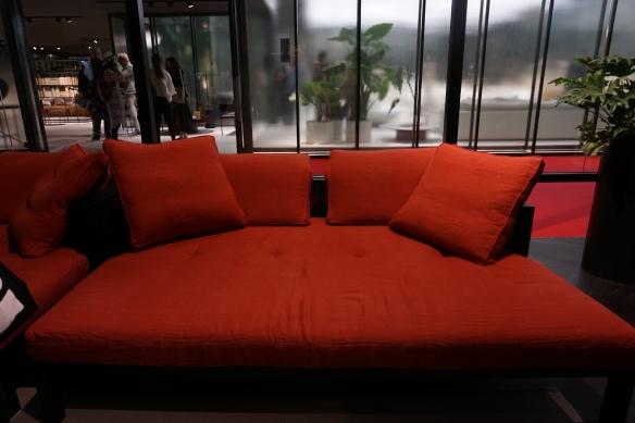 foto 08 - O vermelhor no novo sofá Curry de Piero Lissoni para a Porro