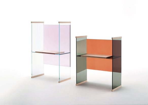 Foto 03 - Diapositive di Glas Italia, design Rona&Erwan Bouroullec.
