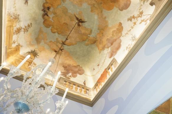 foto 07 - Um dos afrescos de Palácio Pucci